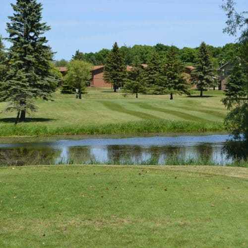 Fox Creek photo gallery - White Course, hole #5